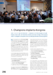 1. Champions-Implants-Kongress