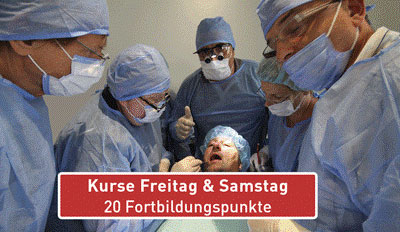 Minimal-invasive Implantationen Fortbildungen 2017